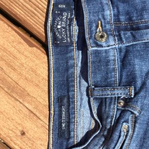 Lucky Brand Jeans - Lucky Brand sweet straight jeans